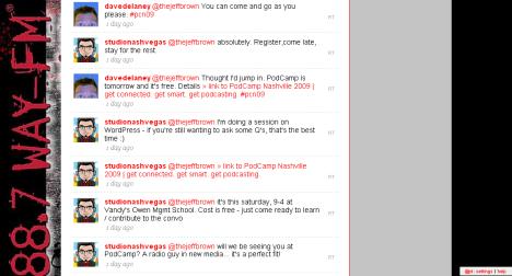 podcamp-tweets